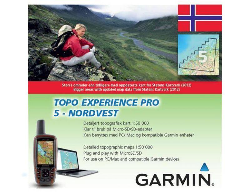 Garmin Norway Topo Pro