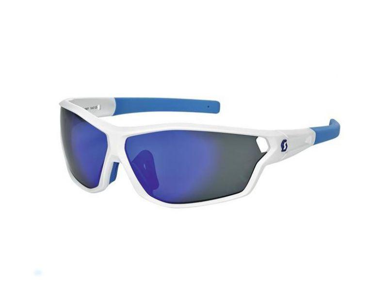 Scott Leap Full Frame Brille blue matt/black / blue chrome amplifier 0TLoSJc0IE