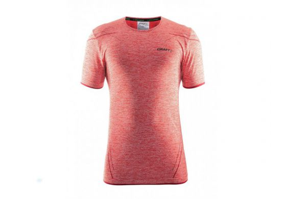 Craft Be Active Comfort Roundneck Shortsleeve rot