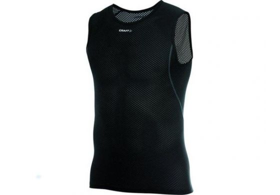 Craft Stay Cool Mesh Superlight Sleeveless HERREN schwarz