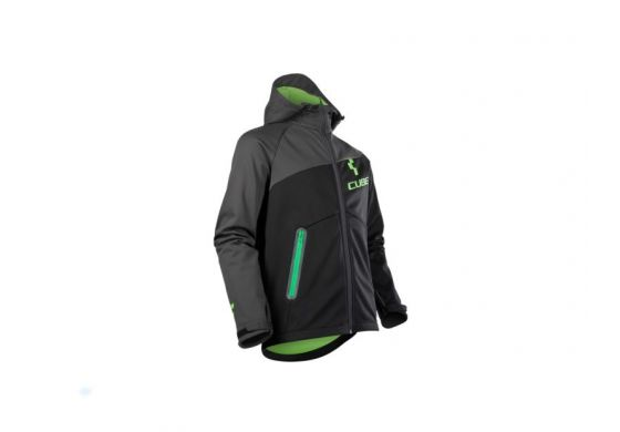 Cube After Race Softshell Jacke