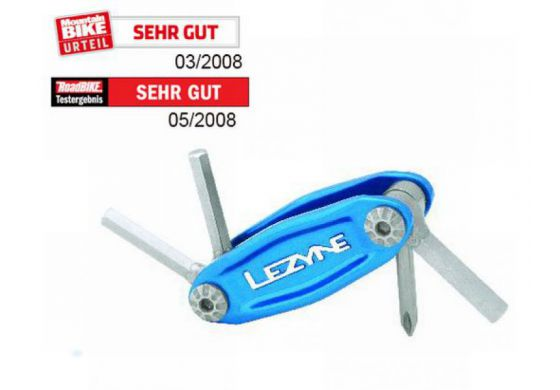 Lezyne Multitool Stainless-4