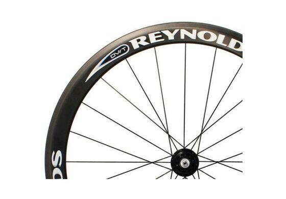 Carbon-Ti X-Wheels Road DV46T Tubular mit Reynolds Felgen