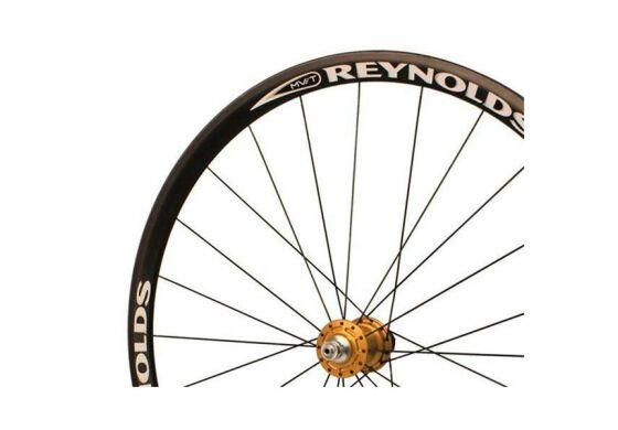 Carbon-Ti X-Wheels Road MV32C Clincher mit Reynolds Felgen