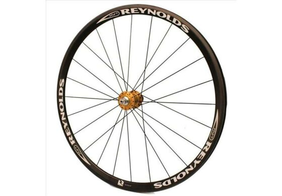 Carbon-Ti X-Wheels Road MV32T Tubular mit Reynolds Felgen