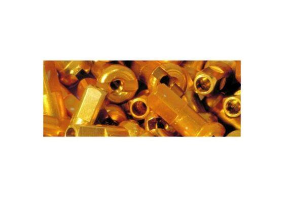 DT Alunippel 2mm gold