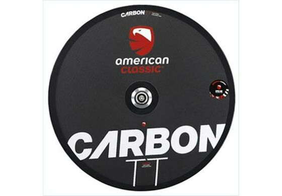 American Classic CARBON Time Trial Disc Tubular