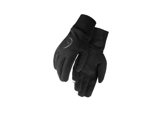 Assos Assosoires Ultraz Winter Gloves blackSeries
