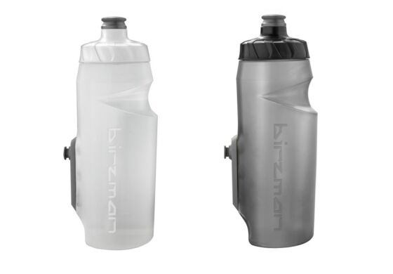 Birzman Cleat water bottle set, 650ml, incl. cleat (no cage)