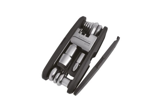 Birzman Diversity 17 multi-tool with 17 tools & CO2 adapter