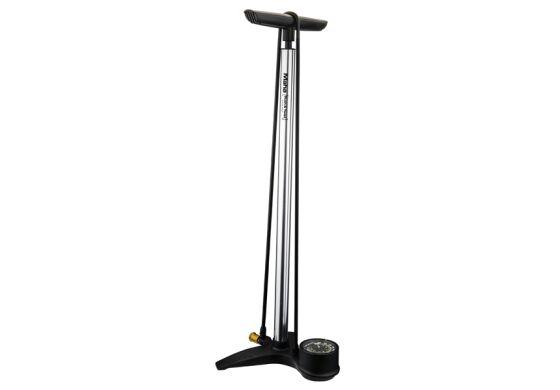 Birzman Grand-Maha Push&Twist V, 220PSI / 15 bar, floor pump