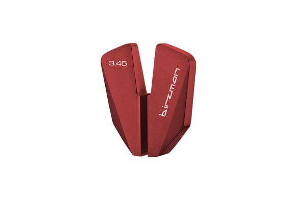 Birzman Spoke wrench red f. 3.45 mm nipples
