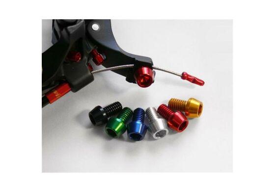Aluminiumschraube für Schaltzugbesfestigung Shadow/7900