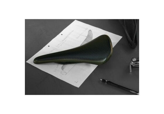 PARTS OF PASSION Sattel Carbon blank