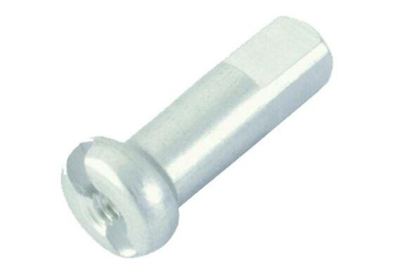 DT Alunippel 2mm silber 12mm
