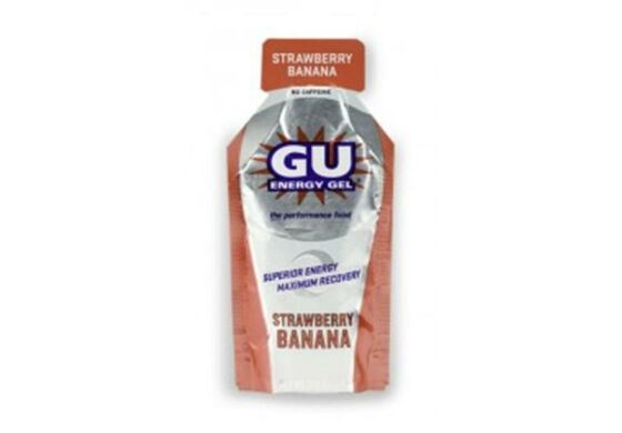 GU Energie Gel Strawberry Banana