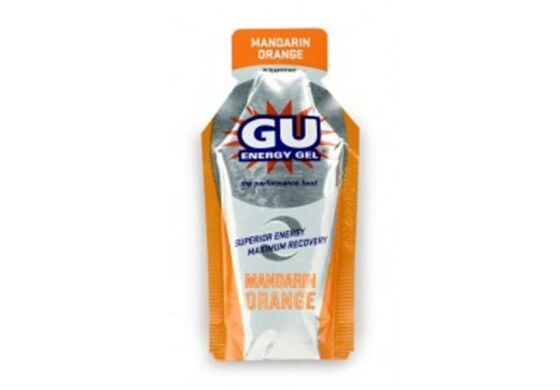 GU Energie Gel Mandarin Orange