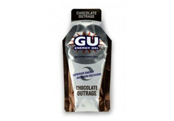 GU Energie Gel Chocolate Outrage