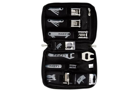 Lezyne Werkzeug-Tasche Port-A-Shop Tool Kit