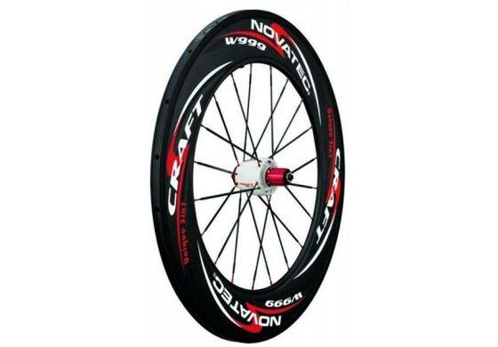 Novatec Laufradsatz Carbon Craft W999
