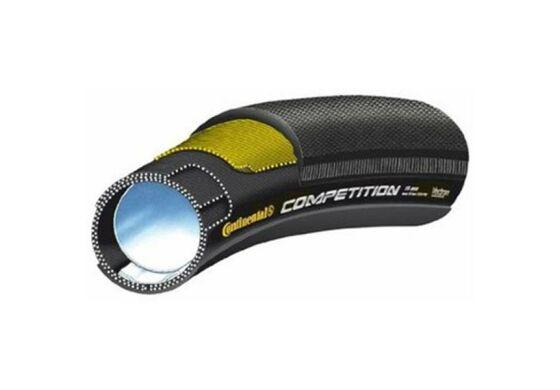 Continental Schlauchreifen Competition schwarz/schwarz Skin 28 x 22 mm 0196138