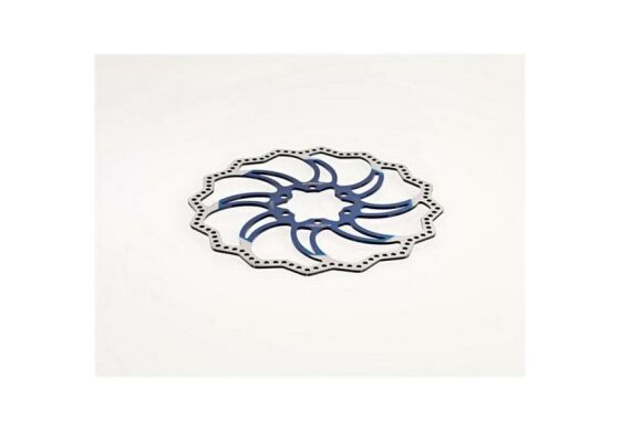 Alligator Rotor/Bremsscheibe Starlite 180mm Blue