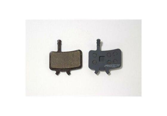Alligator semi-metallic Bremsbelag für Avid Juicy 3/5/7 Carbon und BB7
