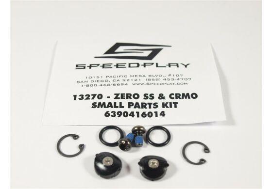 Speedplay Ersatzteil Kit für Zero Edelstahl & Cr-Mo Pedale