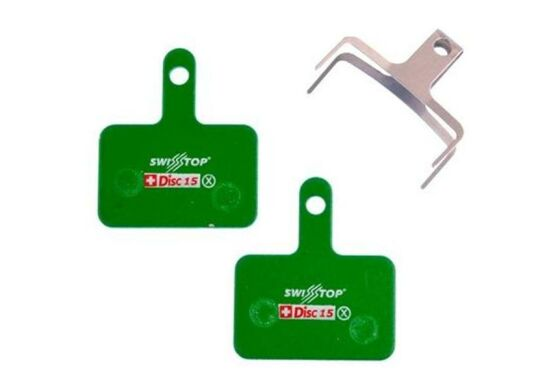 Swissstop Disc Brake Pads Deore BR-M525/515/AM485,Giant roots