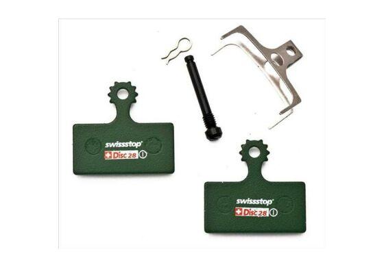 Swissstop Disc Brake Pads gesintertShimano XTR 2011, XT2012, SLX 2012