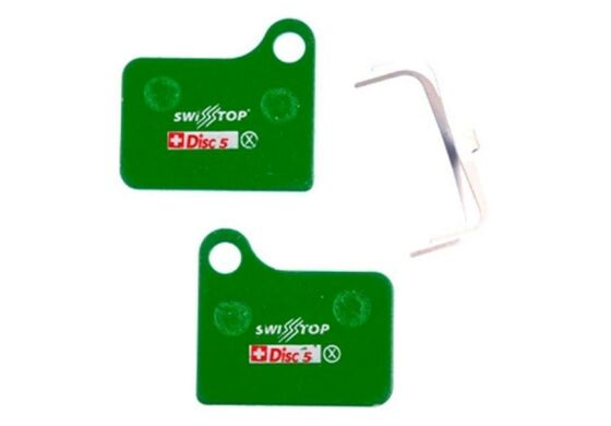 Swissstop Disc Brake Pads Shimano Deore/Nexave BR-M555 Hydr.