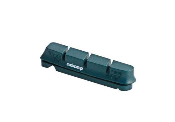 SwissStop Belag FLASH PRO GHP2, schwarz. für Shimano