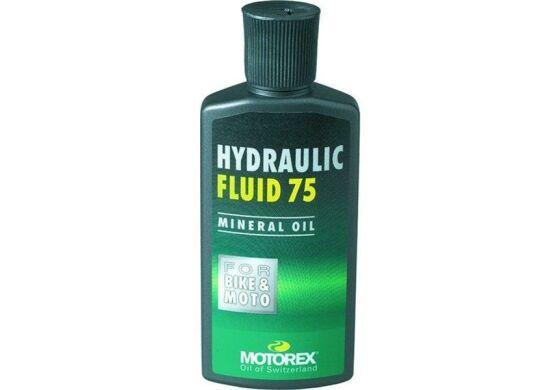 Motorex Bremsflüssigkeit HYDRAULIC FLUID 75 100 ml
