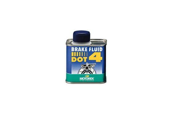 Motorex Brake Fluid DOT 4 1 ltr.