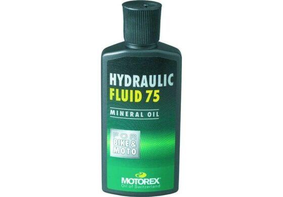 Motorex Bremsflüssigkeit HYDRAULIC FLUID 75 1 Liter
