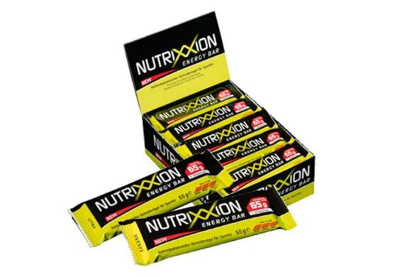 Nutrixxion Sportlerriegel Energy Bar Oat Raisin