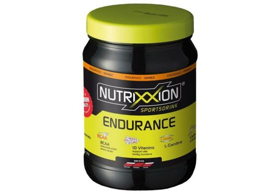 Nutrixxion Sportgetränk Endurance Orange