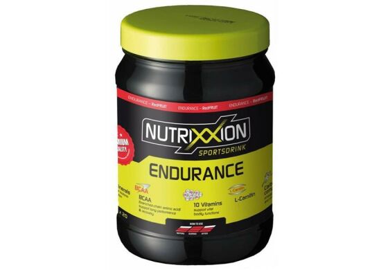 Nutrixxion Sportgetränk Endurance RedFruit
