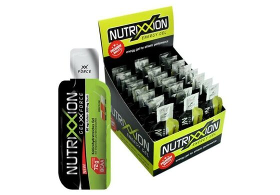 Nutrixxion Energy Gel XX Force Gummibärchen