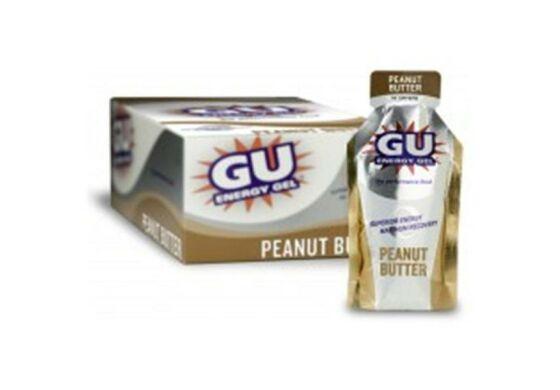 GU Energie Gel Peanut Butter