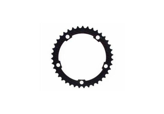 "Carbon-Ti ""X-Ring Road Carbon"" 5-Arm / 130 mm, Shimano kompatibel"