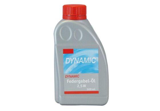 Dynamic Federgabel-Öl, Viskosität 2,5 W 500ml