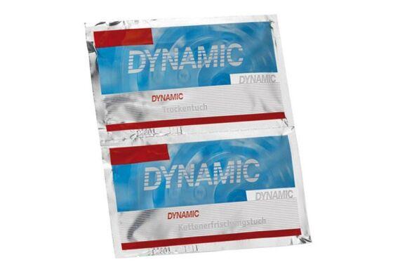 Dynamic Ketten-Erfrischungstuch - Sachet