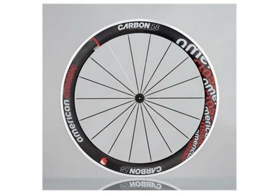 American Classic Track Carbon Tubular 58mm Bolt On