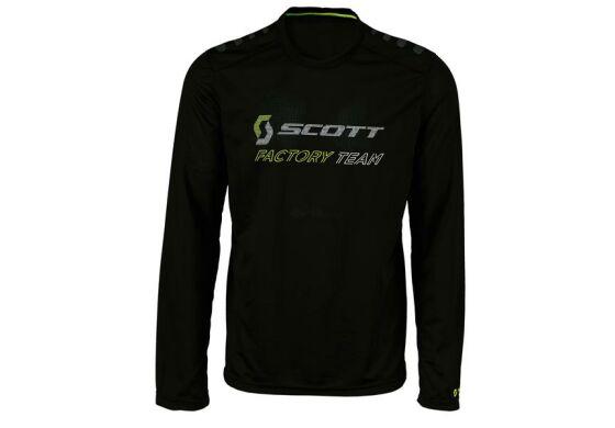 Scott Factory Team LS T-Shirt
