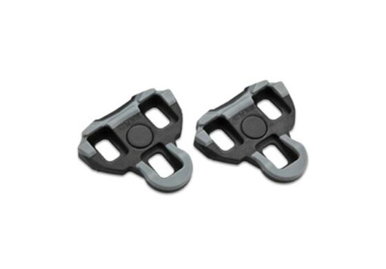 Garmin Vector - Ersatz Schuhplatten grau, mit 0° Bewegungsfreiheit