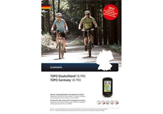 Garmin Software Topo Deutschland V6 Pro