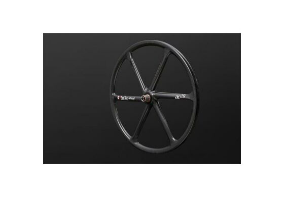 "Bike Ahead all mountain 26"" Ceramic"