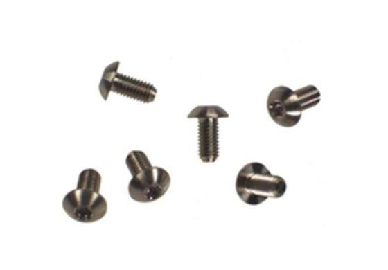 Titanschrauben für Bremsscheibe M5x10