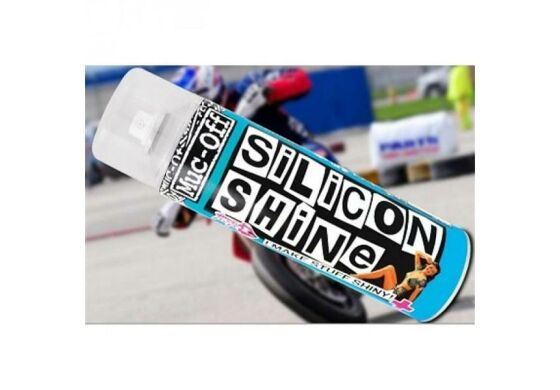 Muc-Off Silikonspray Silicone Shine 500ml